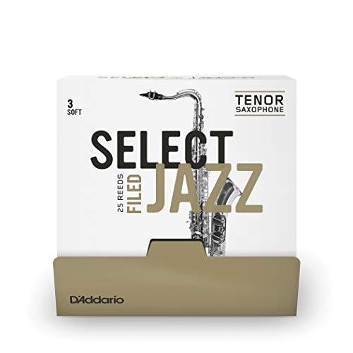 D'Addario Woodwinds Tenor Saxophone Reeds