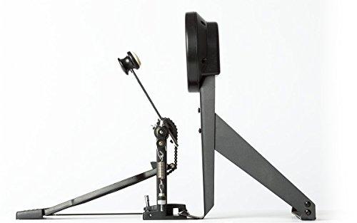 Alesis Kick Pad Combo Set - DMPad Kick Drum & DMPedal Single Kick Pedal
