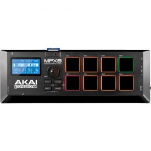 Akai Professional | Portable Sample Pad Controller With 8 Performance