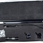 JTS CX-500F Miniature Condenser Woodwind Instrument Microphone 1