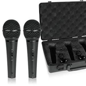 Behringer Ultravoice Dynamic Cardioid Vocal and Instrument Microphones