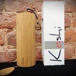 Koshi TERRA + IGNIS Wind Chimes Set 2 Pcs (bell, chime, handbell) 1