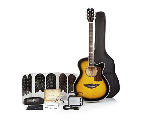 Keith Urban Acoustic Electric Guitar On Tour 40-pc Guitar