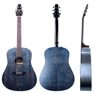 Seagull S6 Original Acoustic Guitar Limited Edition Faded Blue