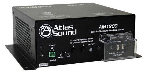 Atlas Sound Low Profile Sound Masking System