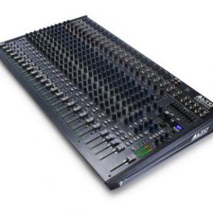Alto Professional Live | 24-Channel / 4-Bus Mixer