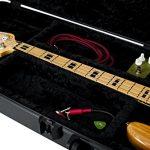Gator Cases Molded Flight Case For Bass Guitar With TSA Approved Locking Latch (GTSA-GTRBASS) 2