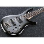 Ibanez SR305E 5-String Bass Metallic Silver 1
