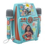 eKids Moana Digital Recording Studio with Dual Microphones – Record, Sing, and Create 1