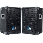Grindhouse Speakers - Pair of Passive 10 Inch 2-Way