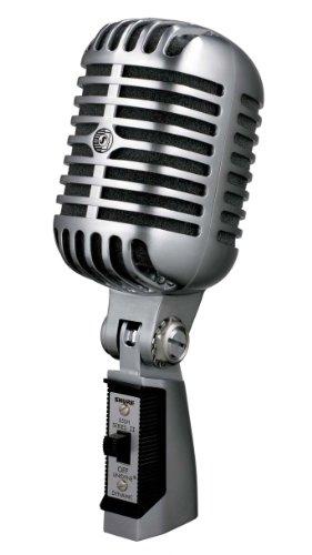 Elite Core Shure Series II Dynamic Microphone (the Elvis Microphone)