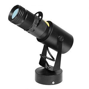 15W LED White Spot Light Led Pin Spot Manual Focus Length Adjustable