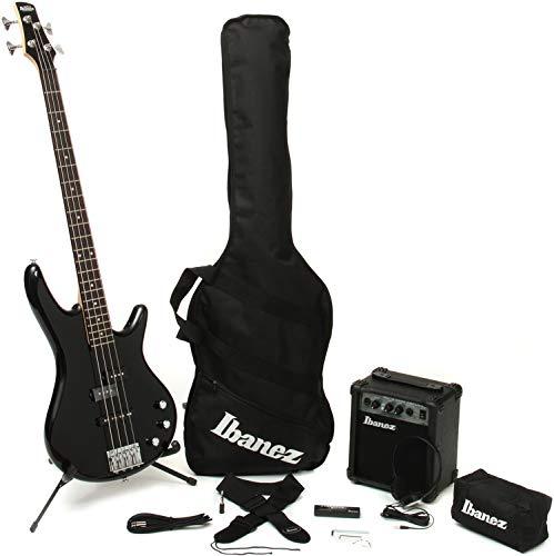 Ibanez Jumpstart Bass Package Black