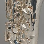 Tempest Agility Winds Silver Plated Bb Tenor Saxophone Mark VI Style Big Sound High Copper Brass Engraved Body 5-Year Warranty 3