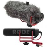 Rode VideoMic GO On-Camera Shotgun Microphone and DeadCat