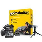 Behringer PODCASTUDIO USB Complete Podcastudio Bundle