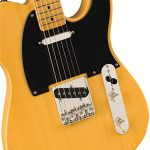 Squier by Fender Classic Vibe 50's Telecaster – Maple Fingerboard – Butterscotch Blonde 2