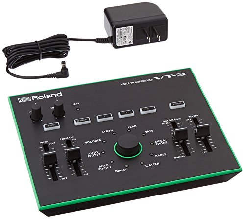 ROLAND Vocal effect processors