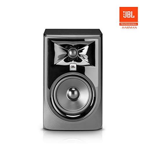 "JBL Professional MkII Next-Generation 5"" 2-Way Powered Studio Monitor"