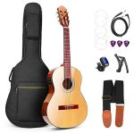 Classical Guitar, Classical Guitar Acoustic Electric 36 Inch