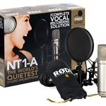 Rode Anniversary Vocal Cardioid Condenser Microphone Package