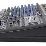 Presonus StudioLive AR12 USB Hybrid Live Sound/Studio Recording Mixer+CAMOPACK 3