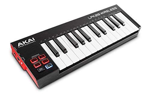 Akai Professional Wireless | 25 Mini-Key Bluetooth MIDI Keyboard