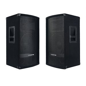 "Sound Town 2-Pack 12"" 600W 2-Way Full-Range Passive DJ PA Pro Audio Speaker"