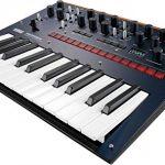 KORG Monologue 25-Key Compact Monophonic Analog Synthesizer – Blue 1