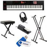 Roland 88-Key Essential Keyboard Bundle