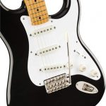 Squier by Fender Classic Vibe 50's Stratocaster – Maple Fingerboard – Black 2