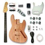 DIY Electric Guitar Kits For JASS Style bass Guitar