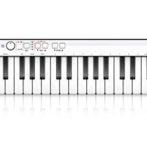 IK Multimedia iRig Keys Mini-sized 37-key MIDI Controller for iPhone