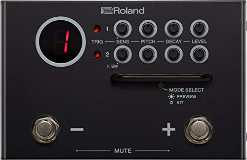 Roland Dual Input Trigger Module with WAV Manager Application