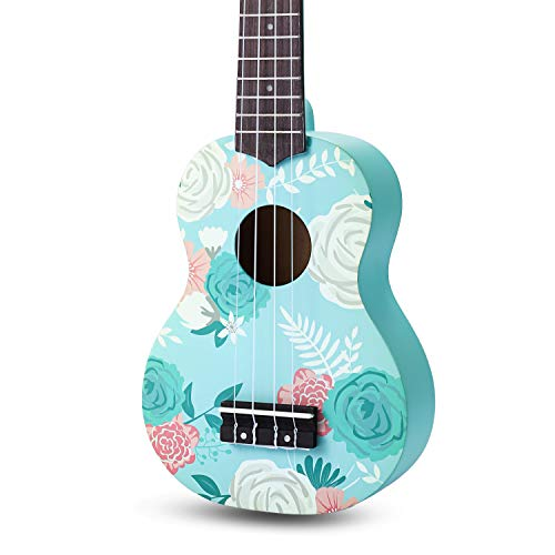 Sandona Soprano Basswood Ukulele,Children Musical Instruments