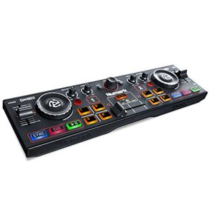 Numark | Ultra Portable Two Channel DJ Controller