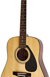 Yamaha Solid Top Acoustic Guitar (Amazon-Exclusive)