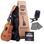 Kala Learn To Play Ukulele Soprano Starter Kit includes Online Lessons