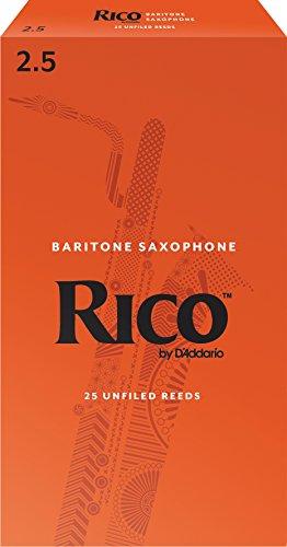 Rico by D'Addario Baritone Sax Reeds, Strength