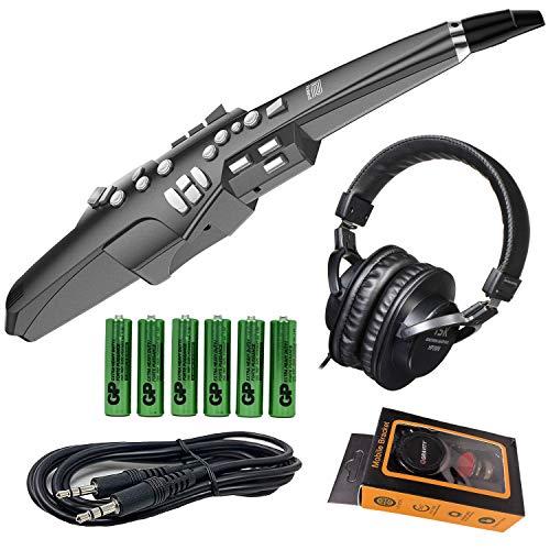 Roland Aerophone Digital Wind Instrument, Graphite Gray