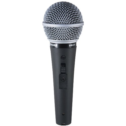 Shure - Microphone with on/off switch