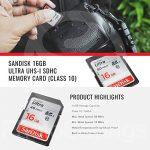 Tascam DP-006 6-Track Digital Pocketstudio and Deluxe Accessory Bundle w/Headphones + Case + Cables + 16GB + Xpix Tripod + More 3