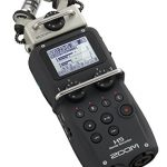 Zoom H5 Four-Track Handy Recorder Kit with Deadcat Windscreen, Shockmount, Camera Mount and Mic Grip 1
