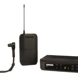 Shure Instrument Wireless System