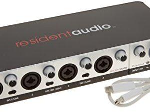 Resident Audio T4 Thunderbolt Audio Interface