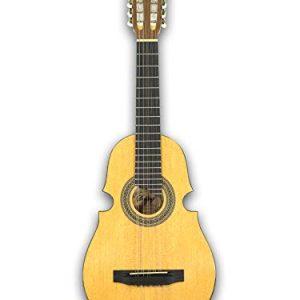 10 String Acoustic Puerto Rican Cuatro Guitar