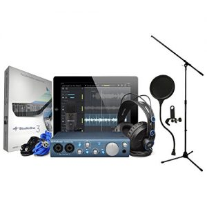 Presonus AudioBox iTwo Studio with HD7 Headphones