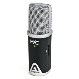 Apogee MiC 96k Professional Quality Microphone for iPad