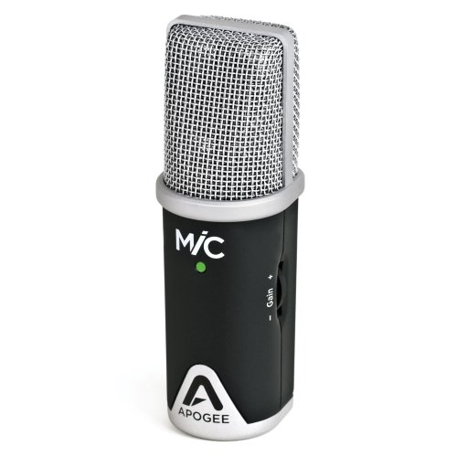Apogee MiC 96k Professional Quality Microphone for iPad