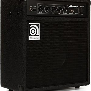 Ampeg 20-watt Bass Combo Amplifier, Black